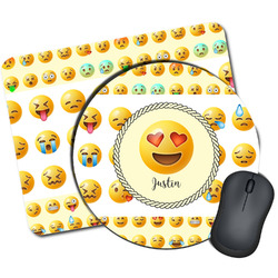 Emojis Mouse Pads (Personalized)