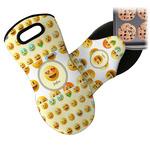 Emojis Neoprene Oven Mitt (Personalized)