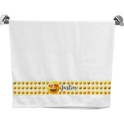 Emojis Bath Towel (Personalized)