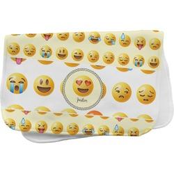 Emojis Burp Cloth (Personalized)