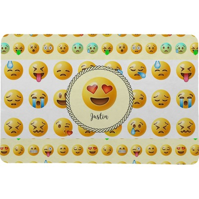"Emojis Comfort Mat - 18""x27"" (Personalized)"