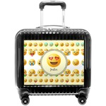 Emojis Pilot / Flight Suitcase (Personalized)