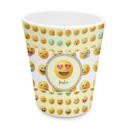 Emojis Plastic Tumbler 6oz (Personalized)