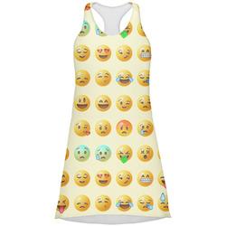 Emojis Racerback Dress (Personalized)