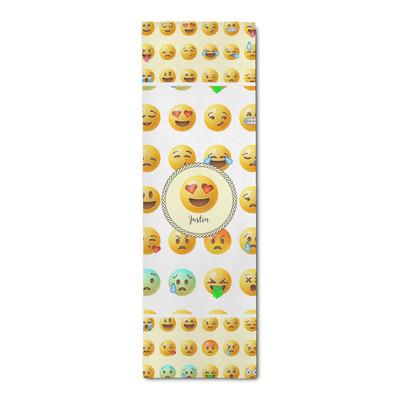 Emojis Runner Rug - 3.66'x8' (Personalized)