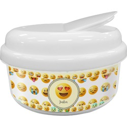 Emojis Snack Container (Personalized)