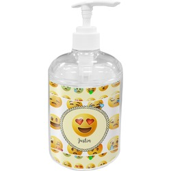 Emojis Soap / Lotion Dispenser (Personalized)