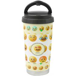 Emojis Stainless Steel Travel Mug (Personalized)