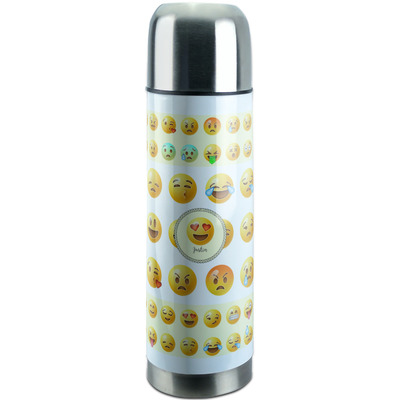Emojis Stainless Steel Thermos (Personalized)