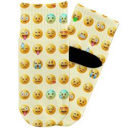 Emojis Toddler Ankle Socks (Personalized)