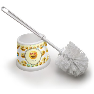Emojis Toilet Brush (Personalized)