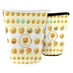 Emojis Waste Basket (Personalized)