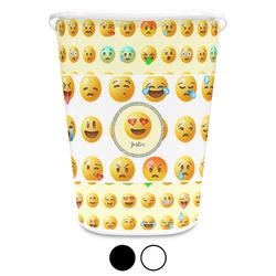 Emojis Waste Basket (Personalized)