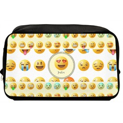 Emojis Toiletry Bag / Dopp Kit (Personalized)