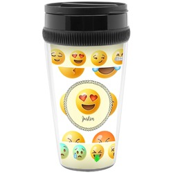 Emojis Travel Mug (Personalized)