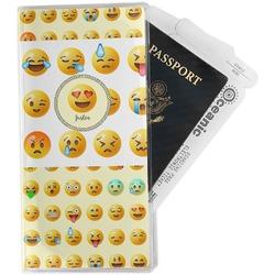 Emojis Travel Document Holder