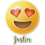 Emojis Graphic Decal - Custom Sizes (Personalized)