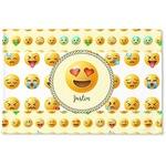 Emojis Woven Mat (Personalized)