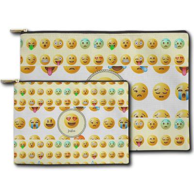 Emojis Zipper Pouch (Personalized)
