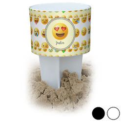 Emojis Beach Spiker Drink Holder (Personalized)