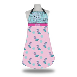 Cowgirl Apron (Personalized)