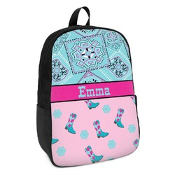Cowgirl Kids Backpack (Personalized)