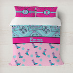 Cowgirl Duvet Cover (Personalized)