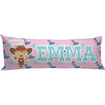 Cowgirl Body Pillow Case (Personalized)