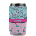 Cowgirl Can Sleeve (12 oz) (Personalized)