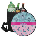 Cowgirl Collapsible Cooler & Seat (Personalized)