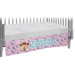 Cowgirl Crib Skirt (Personalized)