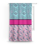 Cowgirl Curtain (Personalized)