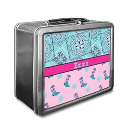 Cowgirl Lunch Box (Personalized)