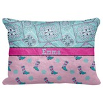 "Cowgirl Decorative Baby Pillowcase - 16""x12"" (Personalized)"