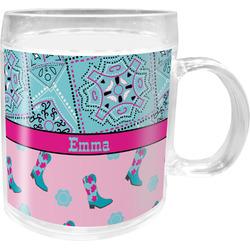 Cowgirl Acrylic Kids Mug (Personalized)