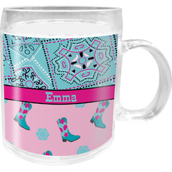 Cowgirl Acrylic Kids Mug (Personalized)