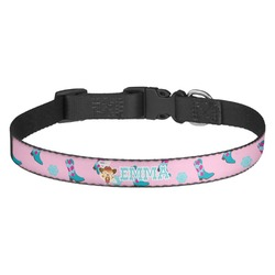 Cowgirl Dog Collar (Personalized)