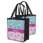 Cowgirl Grocery Bag (Personalized)