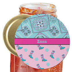 Cowgirl Jar Opener (Personalized)