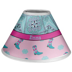 Cowgirl Coolie Lamp Shade (Personalized)