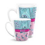 Cowgirl Latte Mug (Personalized)