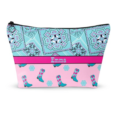 Cowgirl Makeup Bags (Personalized)