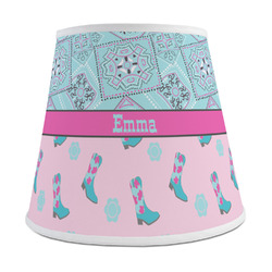 Cowgirl Empire Lamp Shade (Personalized)