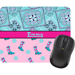 Cowgirl Mouse Pad (Personalized)