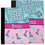 Cowgirl Notebook Padfolio w/ Name or Text
