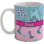 Cowgirl Coffee Mug (Personalized)