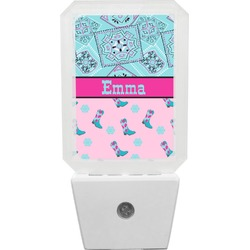 Cowgirl Night Light (Personalized)