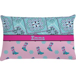Cowgirl Pillow Case (Personalized)