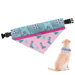 Cowgirl Dog Bandana (Personalized)