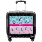 Cowgirl Pilot / Flight Suitcase (Personalized)